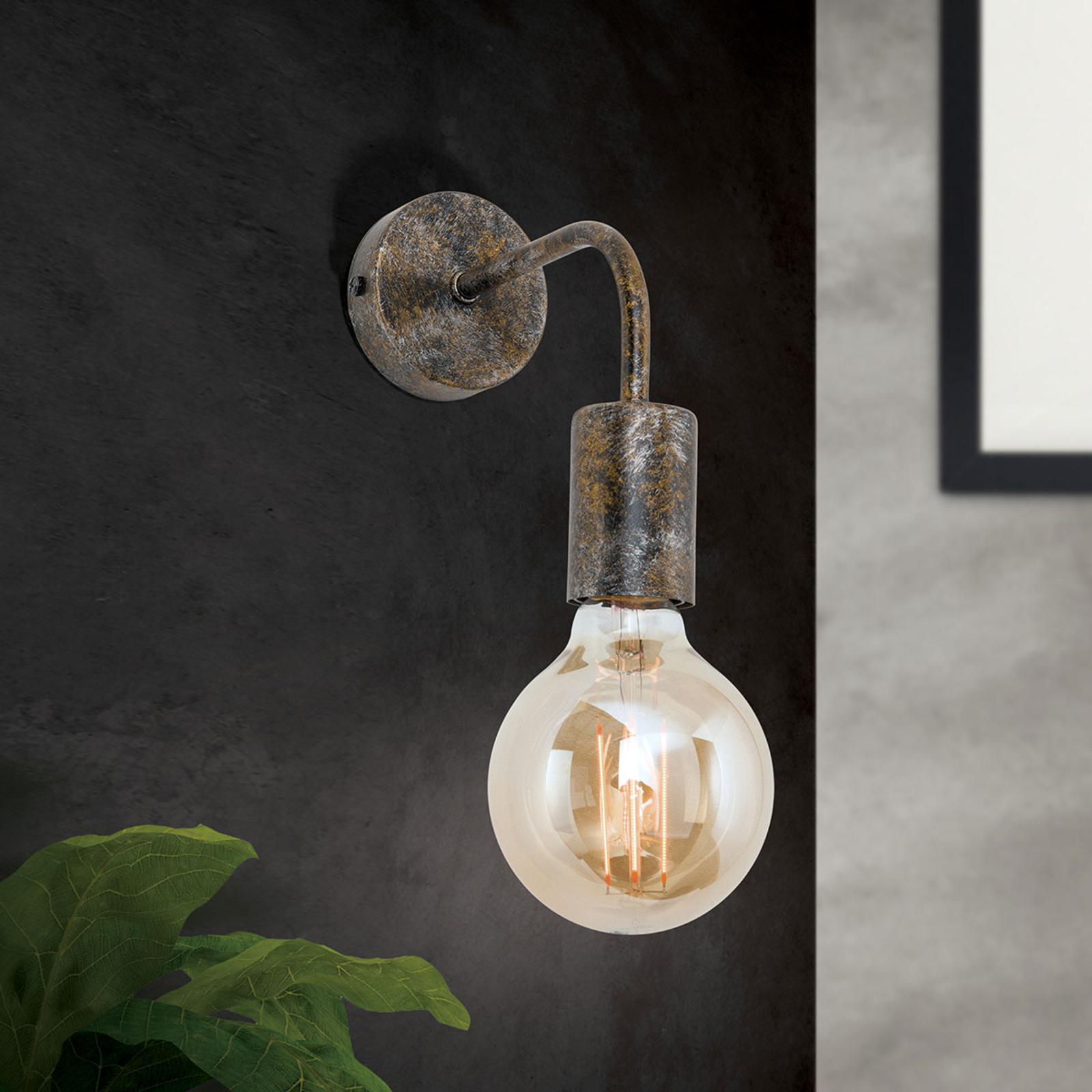 Vintage wandlamp Rati