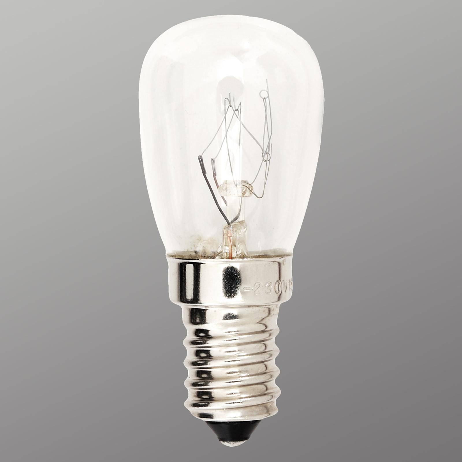 Lampka zast. E14, 15 W 240 V, 1 szt. w opakowaniu