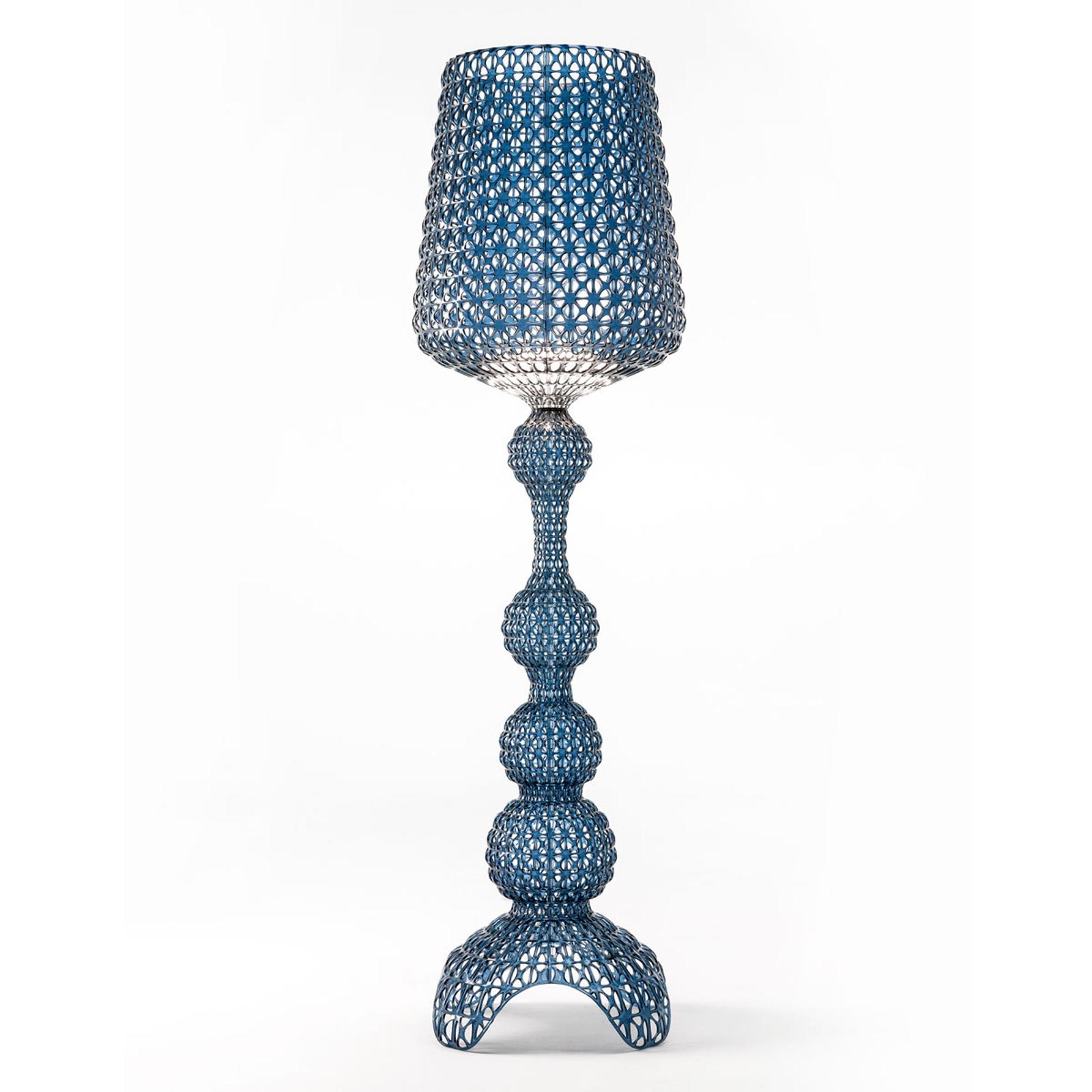 Kartell Kabuki - LED-Stehlampe, hellblau