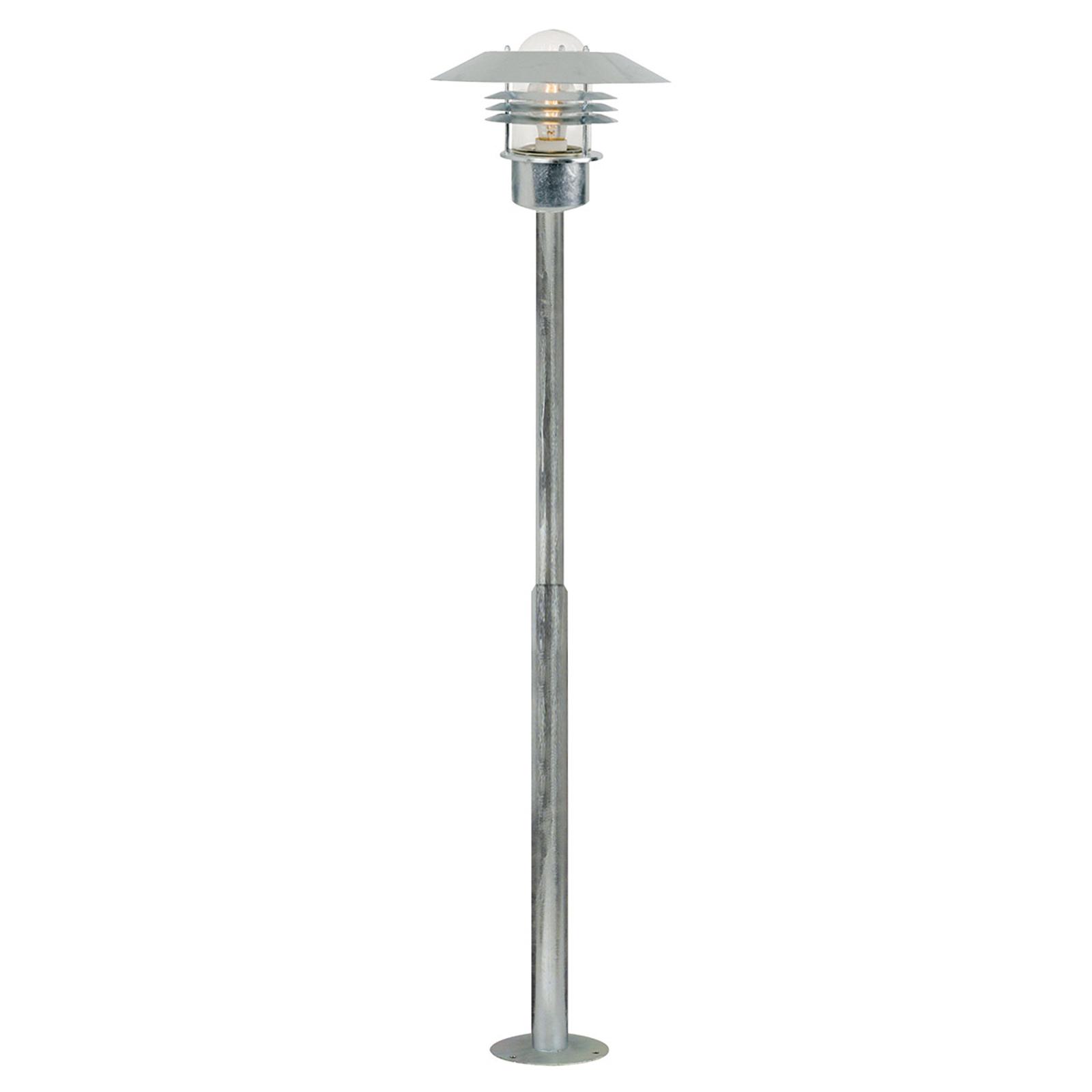 lampada a palo Vejers ad altezza regolabile