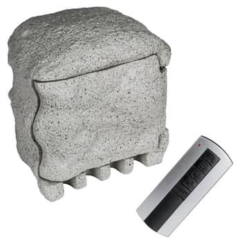 Mit Fernbedienung - Energieverteiler Piedra