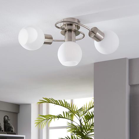 3-lågiga LED-taklampan Ciala