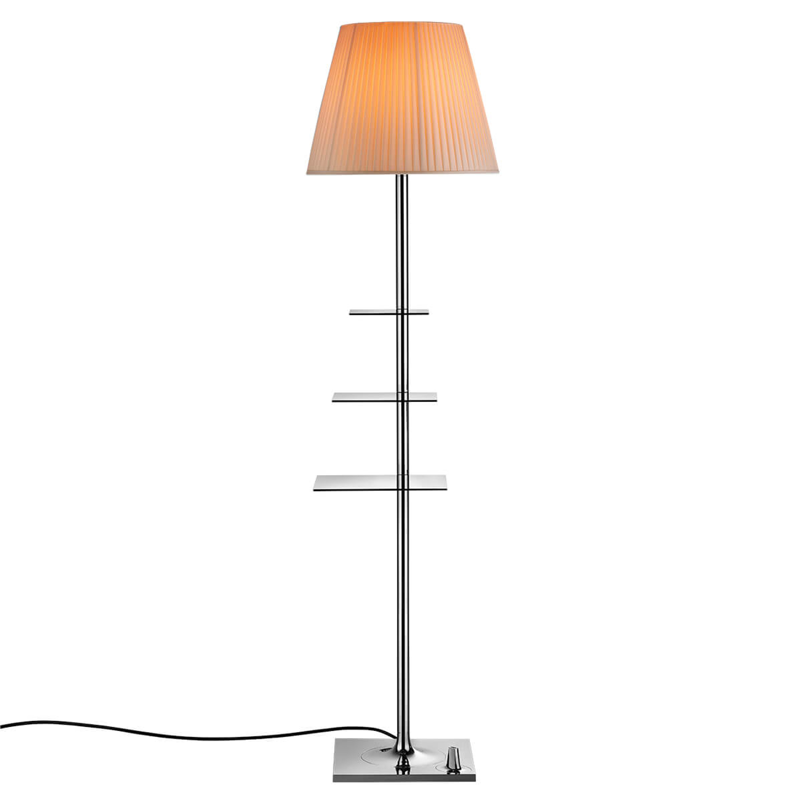 FLOS Bibliotheque Nationale lampa PVC-tkanivo
