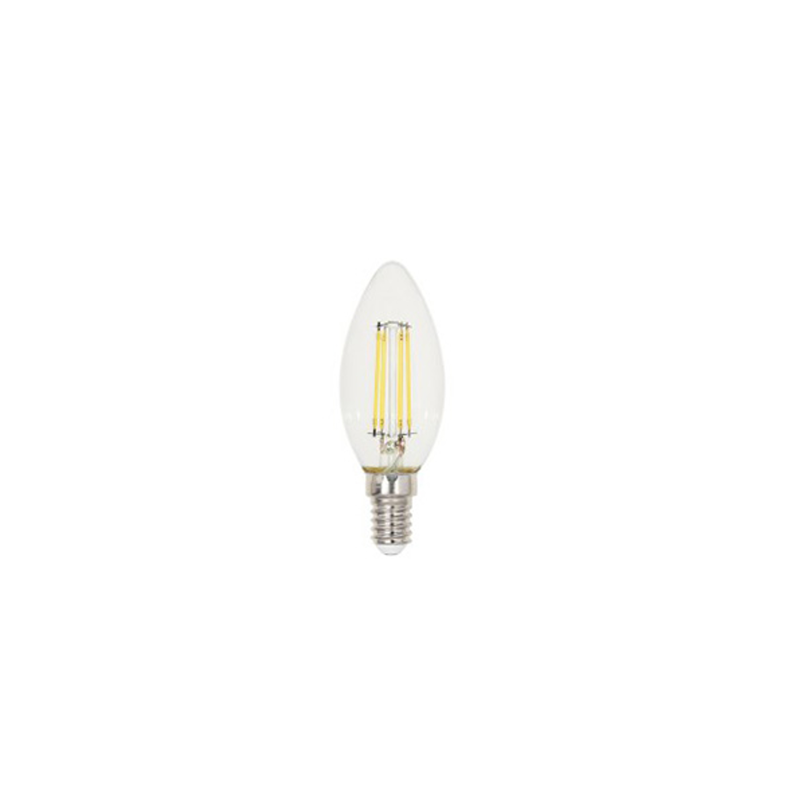 Westinghouse lampadina LED E14 4,5W 2.700K dimming