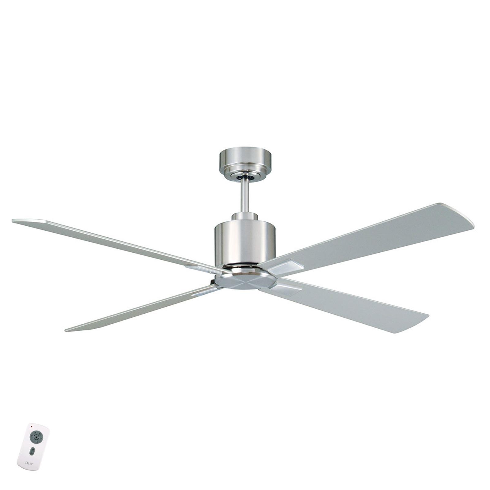 Airfusion Climate DC loftventilator, krom
