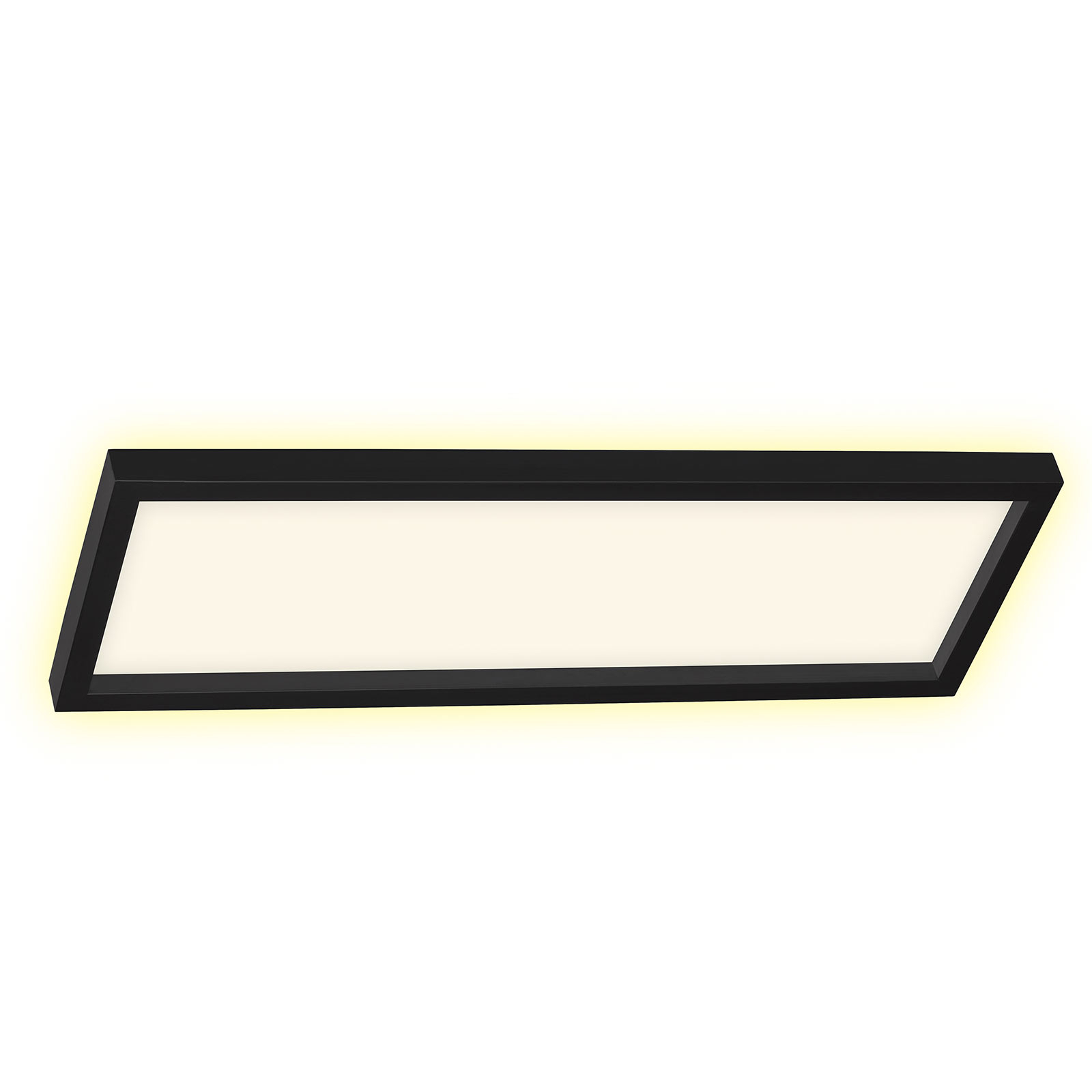 LED-taklampe 7365 58 x 20 cm, svart