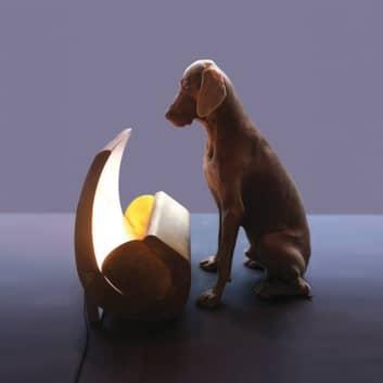 Nemo Escargot lampa stojąca i stołowa