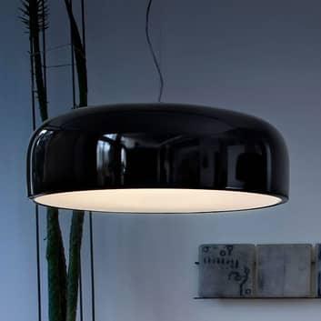 FLOS Smithfield LED-hänglampa svart