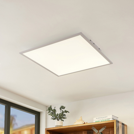 Lindby Luay LED-Panel, 3000-6000K, 60 x 60 cm