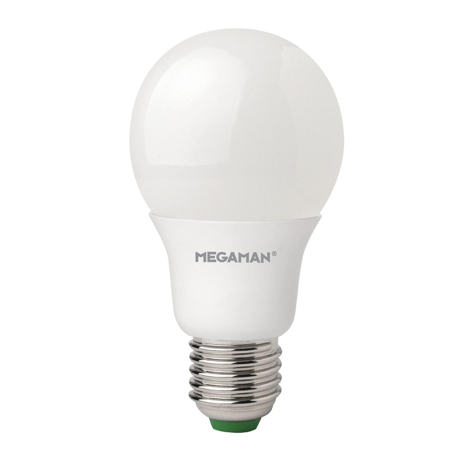 E27 6,5W LED plantepære fra MEGAMAN