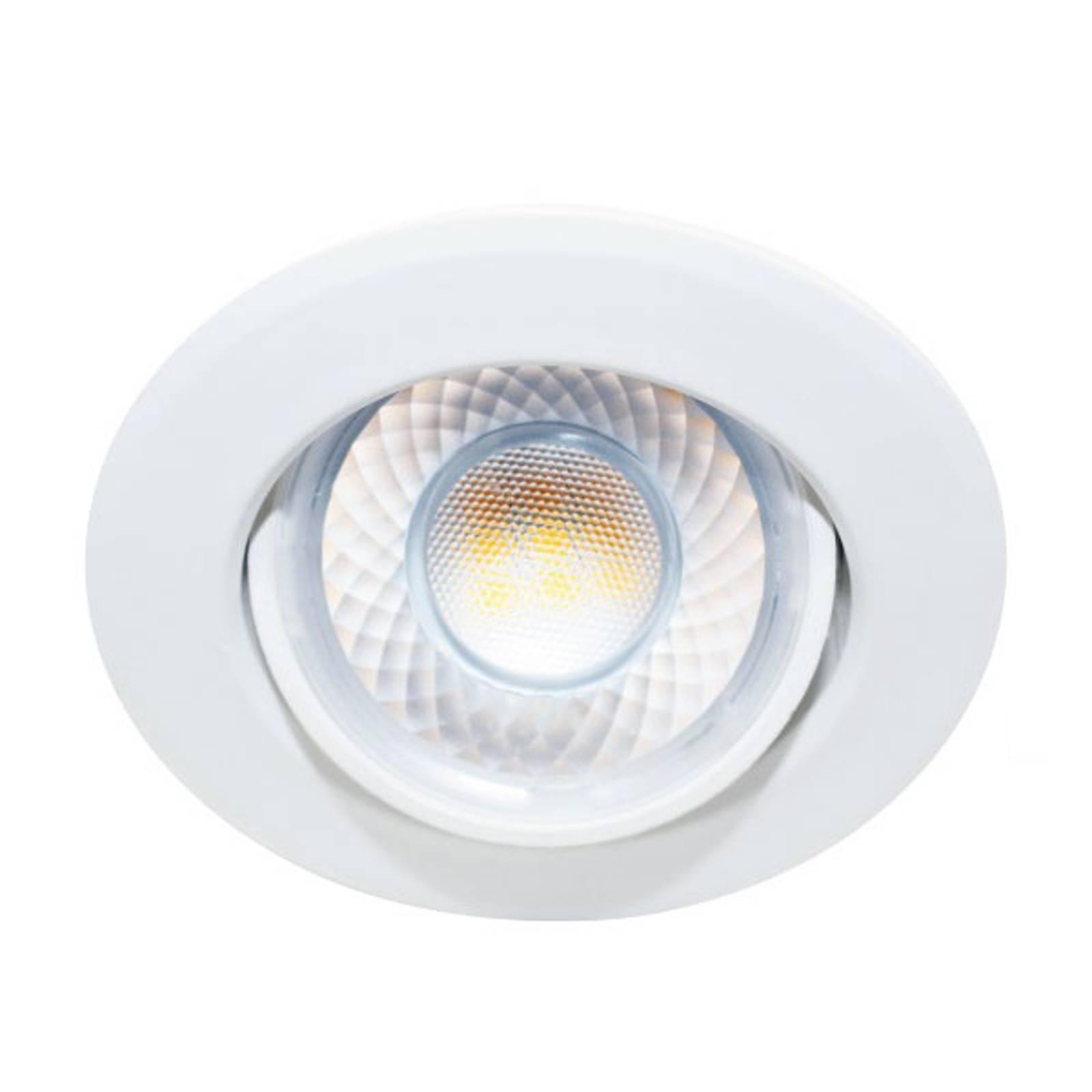 Dekto LED-spot 7,8 cm 38° 8 W Ra90 2.700 K