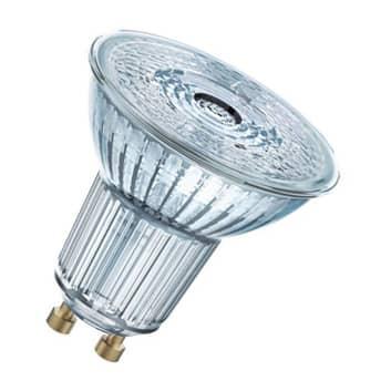 OSRAM LED-reflektor GU10 4,3W PAR16 827 36° 3-er
