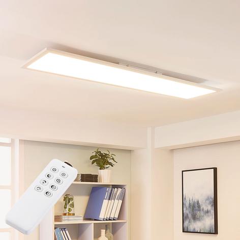 Dlhý LED panel Lysander variabilná farba svetla