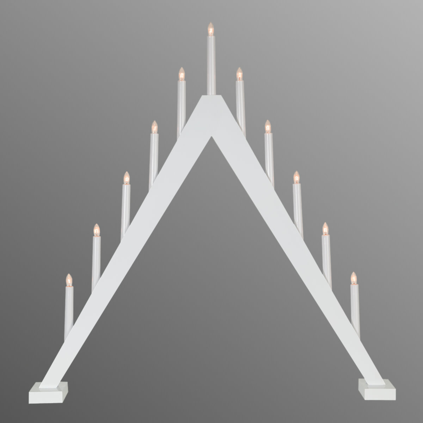 Chandelier Trill design simple 11 lampes