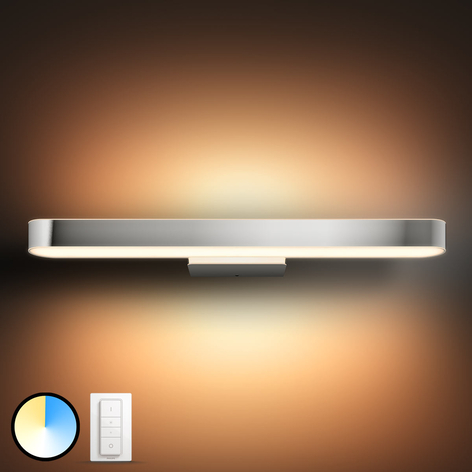 Philips Hue White Ambiance Adore bad-væglampe