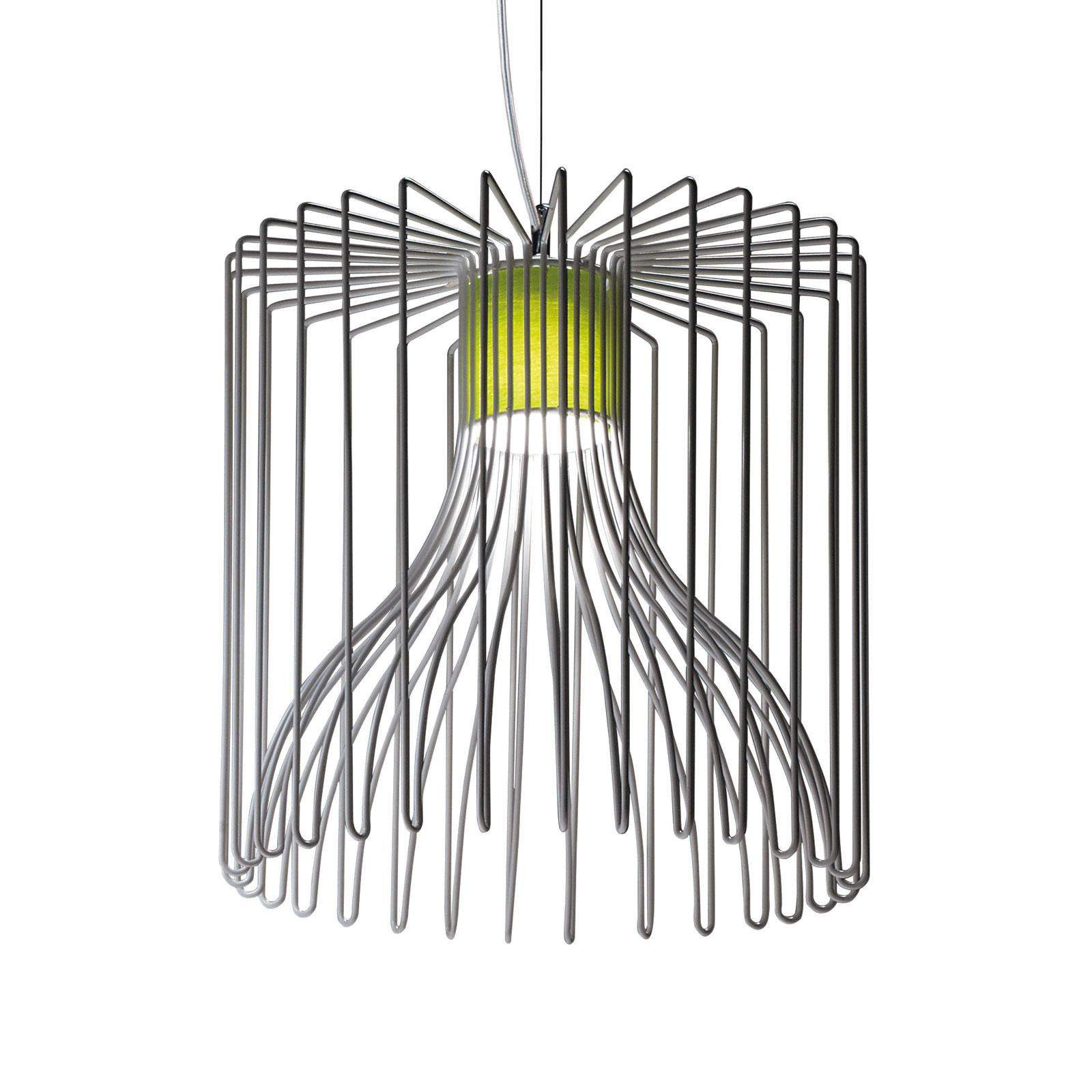 Modo Luce Icaro lampa wisząca Ø 50 cm czarna