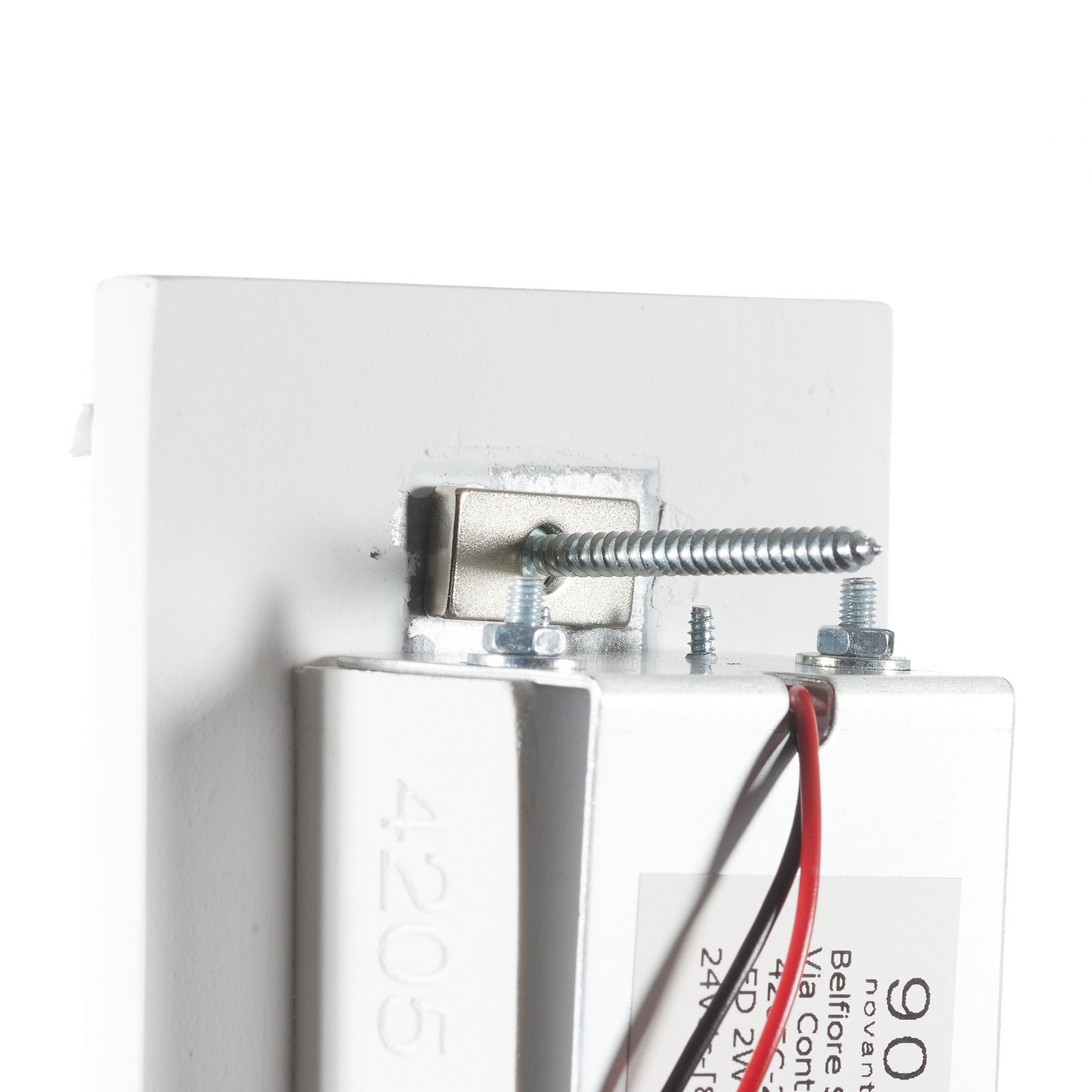 LED wandlamp 4205C, 2.700 K