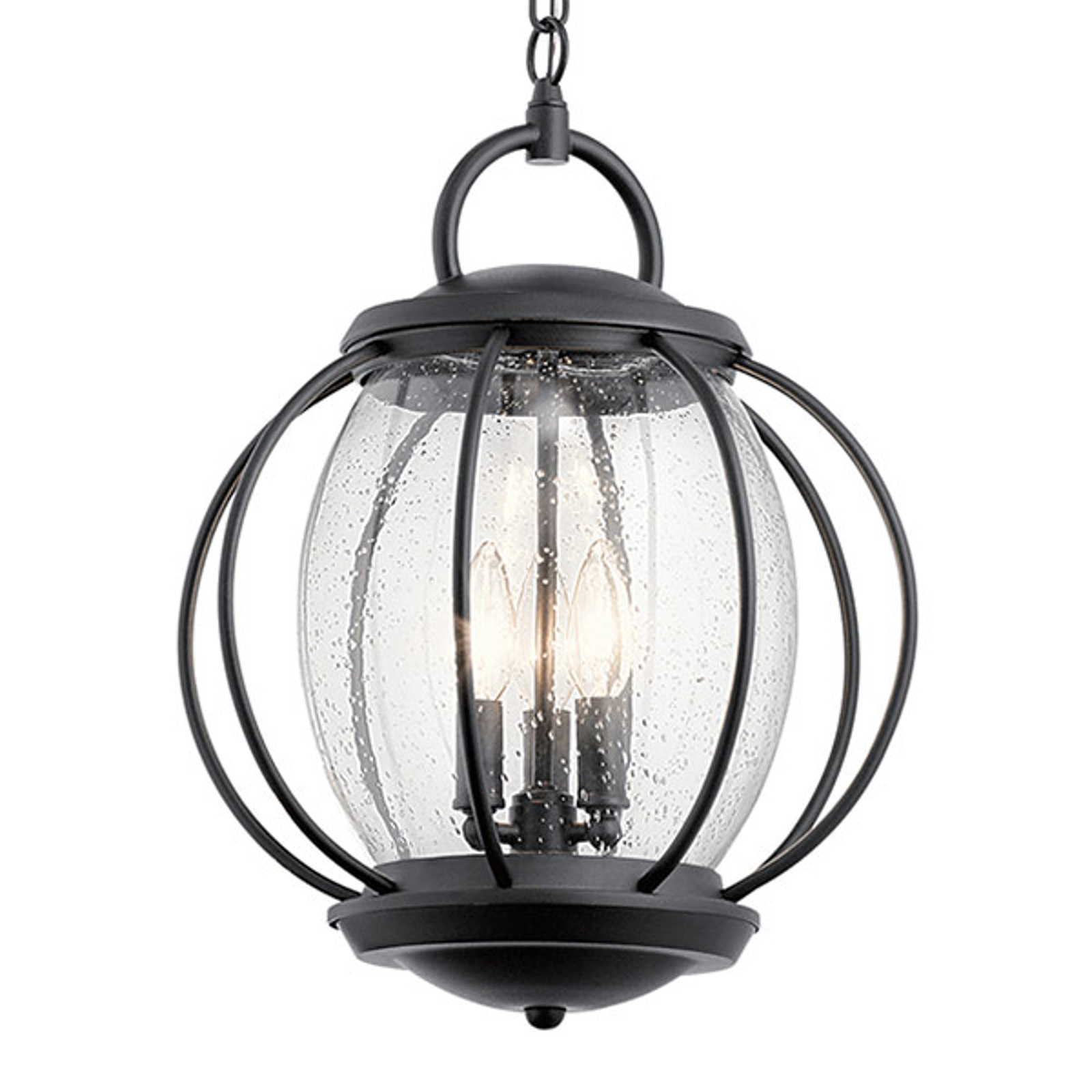Lampa wisząca Vandalia 3-punktowa