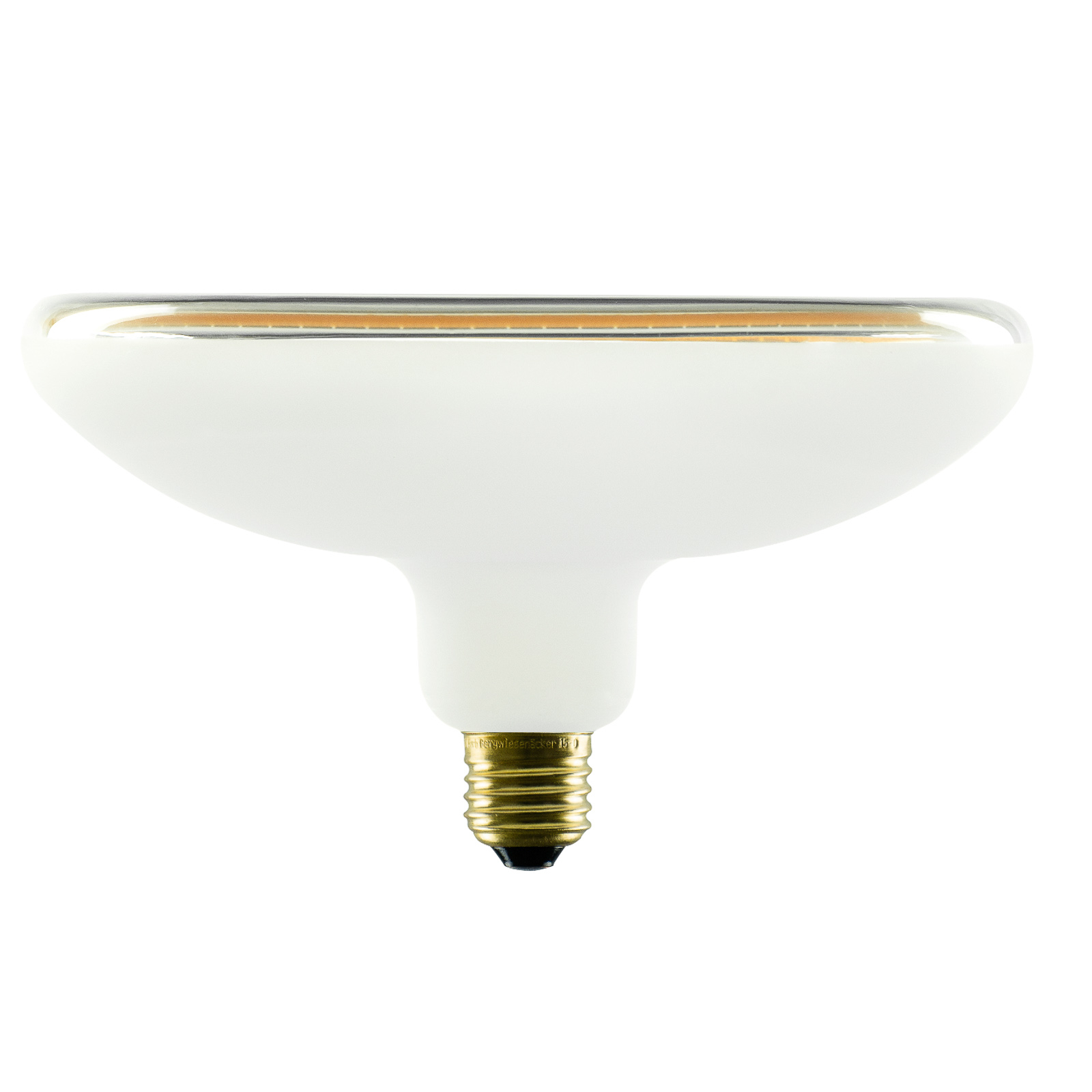 SEGULA LED-Floating-Reflektor R200 E27 8W opal