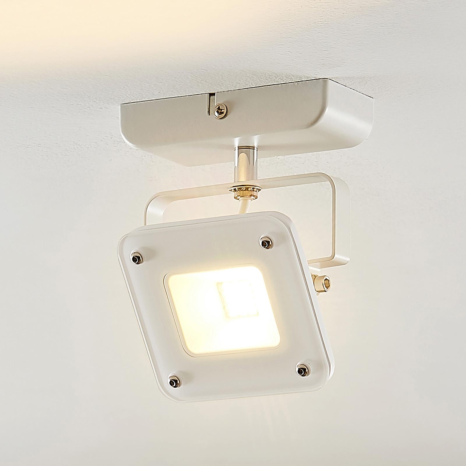 LED-Strahler Juliana, weiß, dimmbar, 1-flammig
