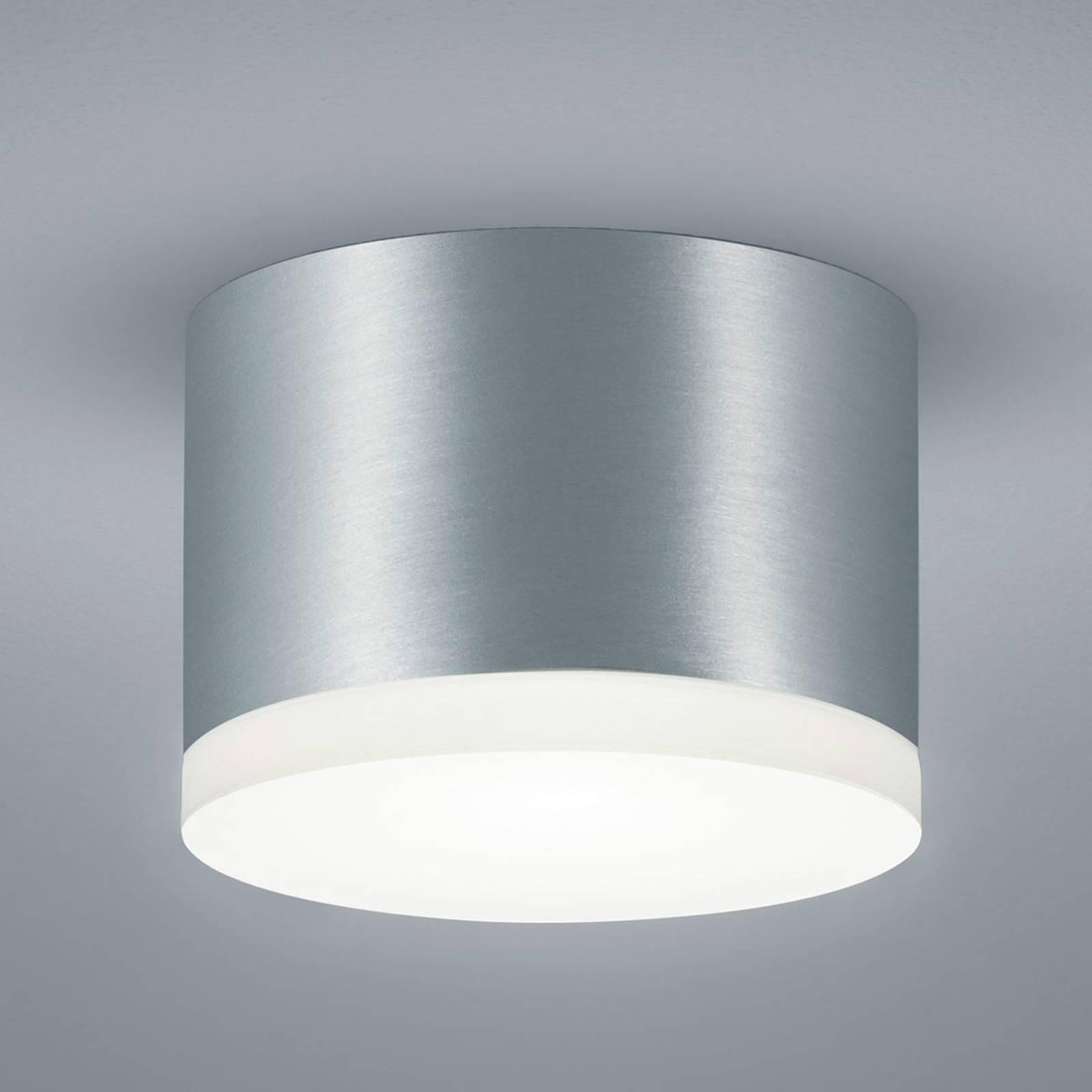 Helestra Pala - LED opbouw downlight, mat alu