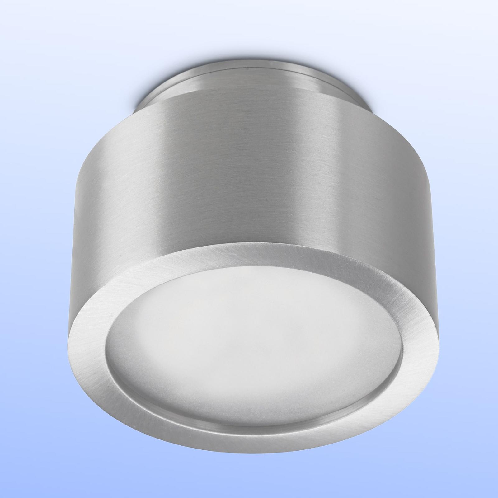 Miniplafon - hængelampe til badet med LED