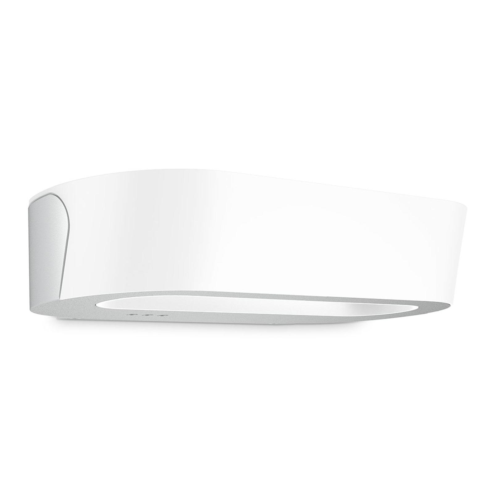 STEINEL LN 710 utendørs LED-vegglampe sølv