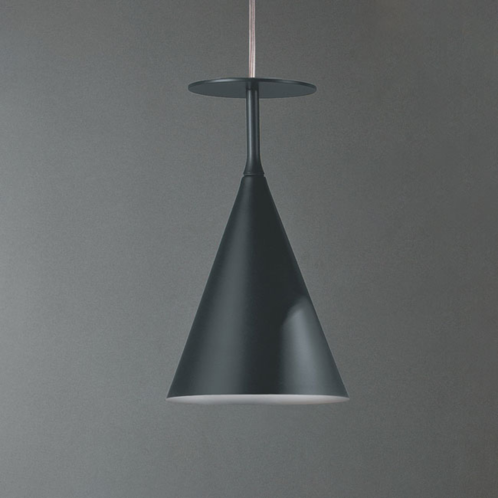 Modo Luce ABC Single B hanglamp loodgrijs