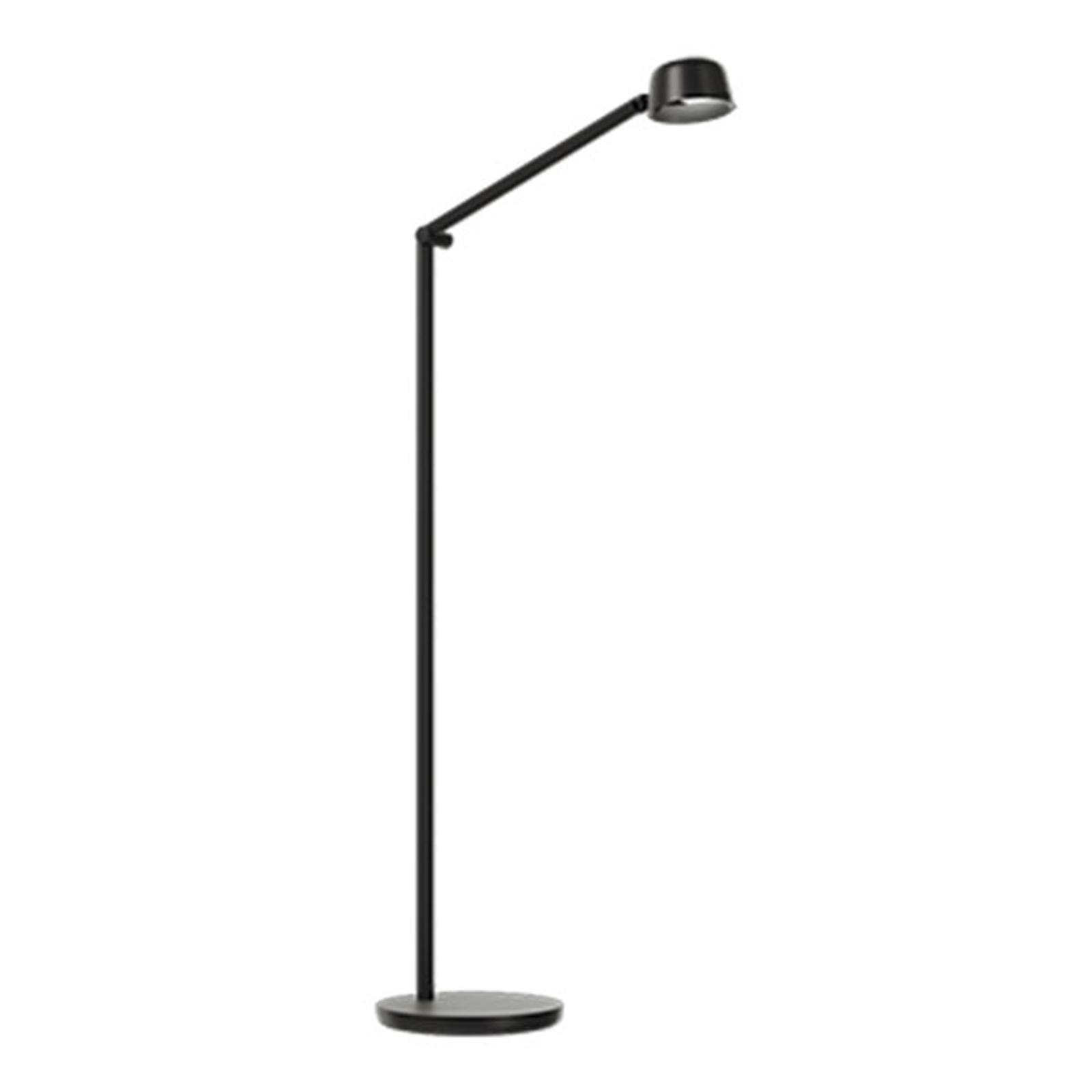LED-Stehleuchte Motus Floor-2 verstellbar, schwarz