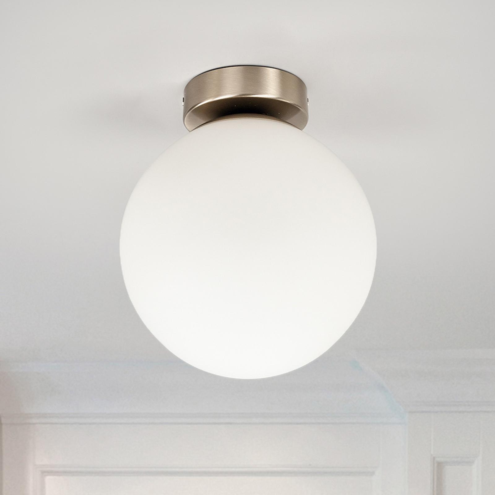 Lennie rund loftlampe til badeværelset