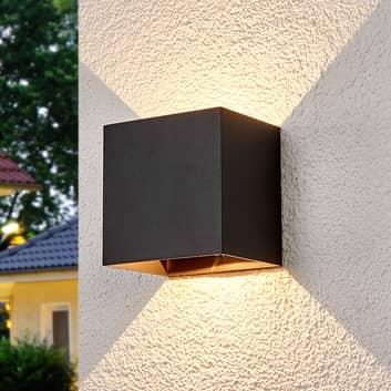 Evie - utomhusvägglampa med LED-lampor