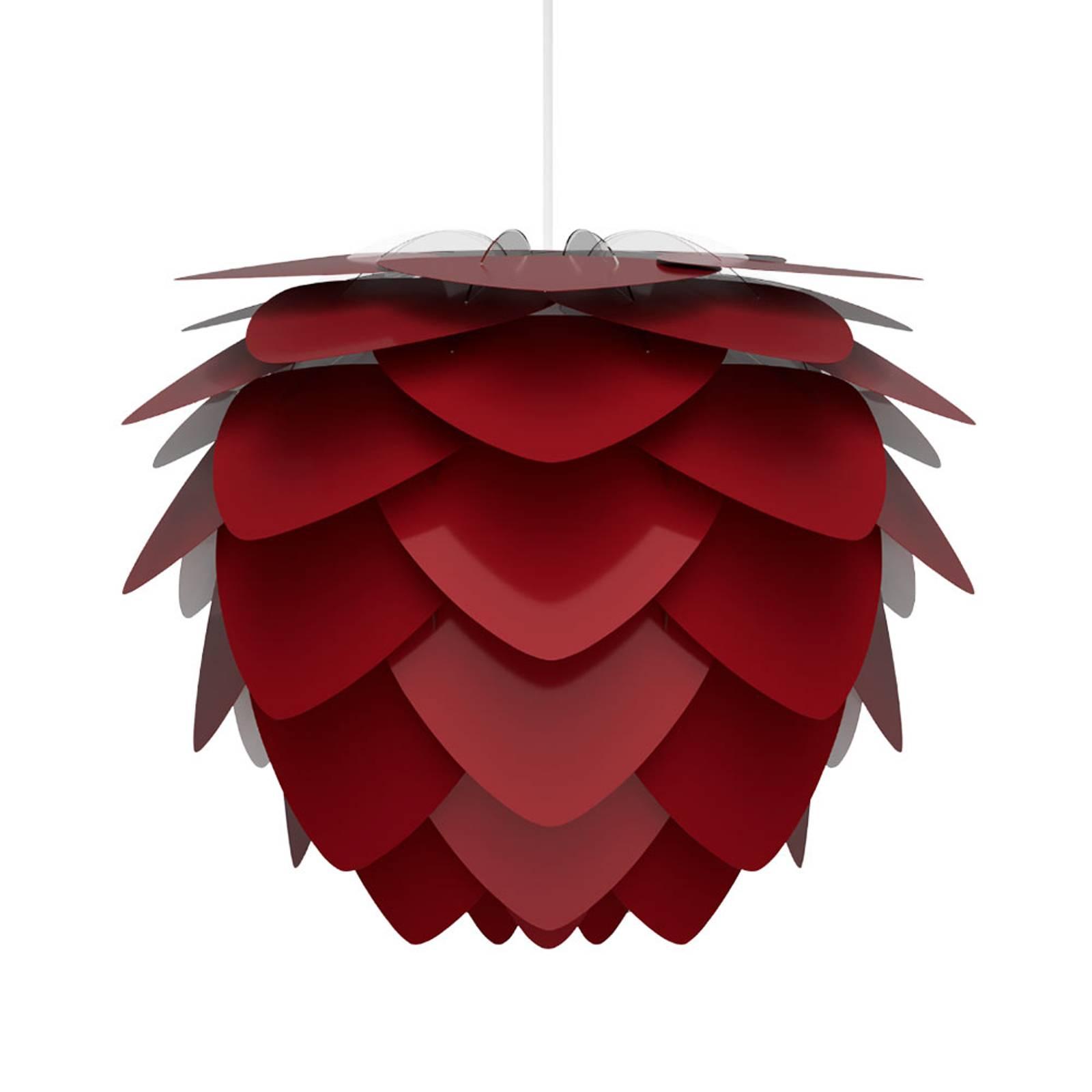 UMAGE Aluvia mini suspension rouge rubis