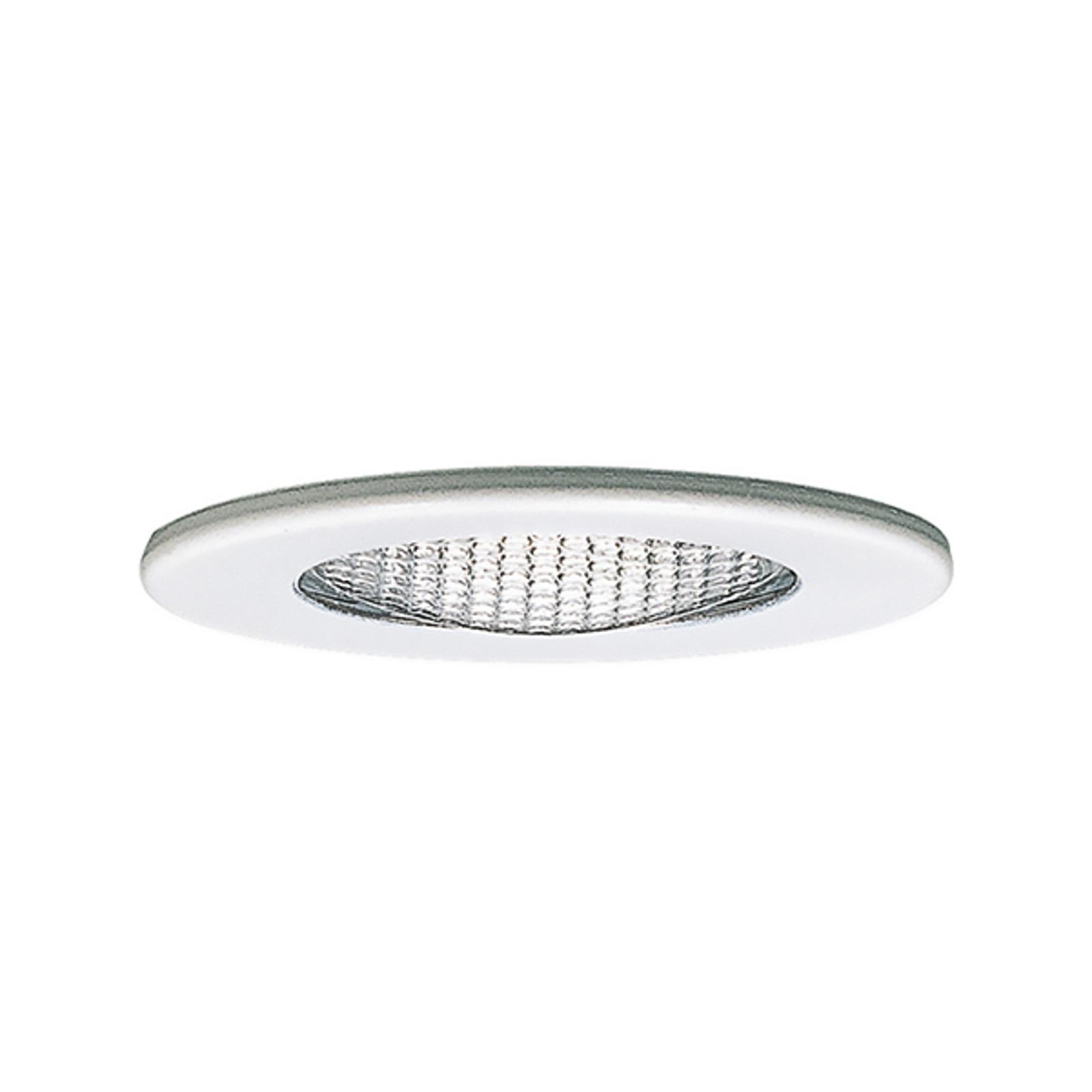 Hvit innfelt lampe Gave, 1x 20 G4 | Lampegiganten.no