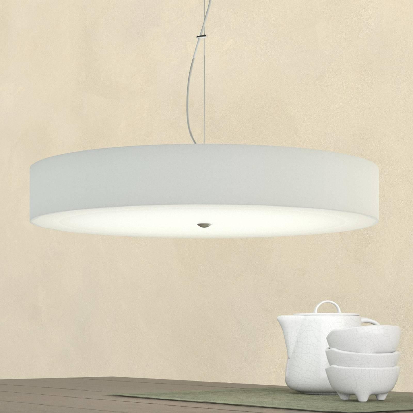 Hanglamp Alea, wit