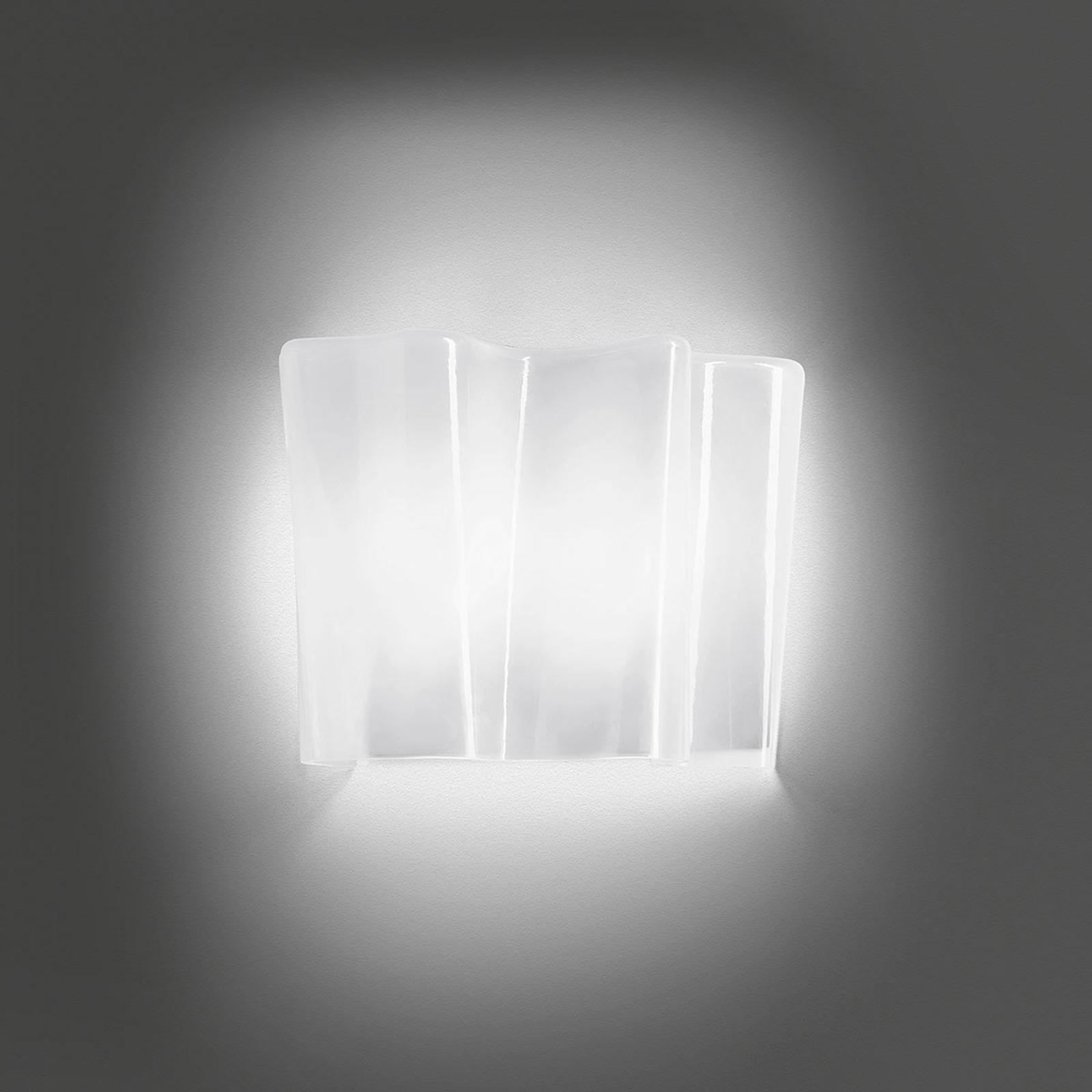 Artemide Logico Micro aplique ancho 18,9 cm