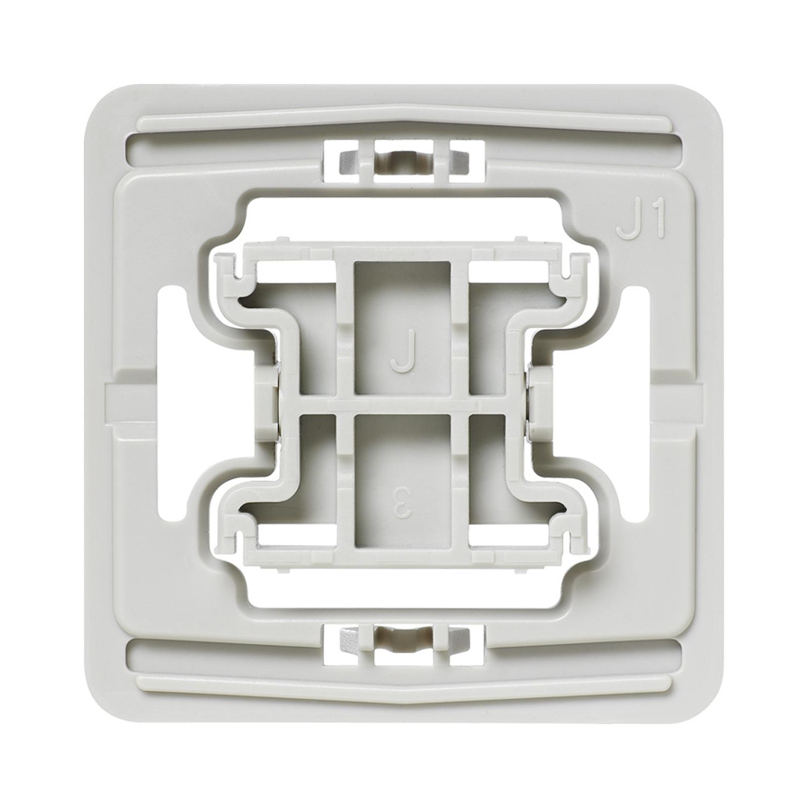 Homematic IP adapter voor JUNG schakelaar J1 1x