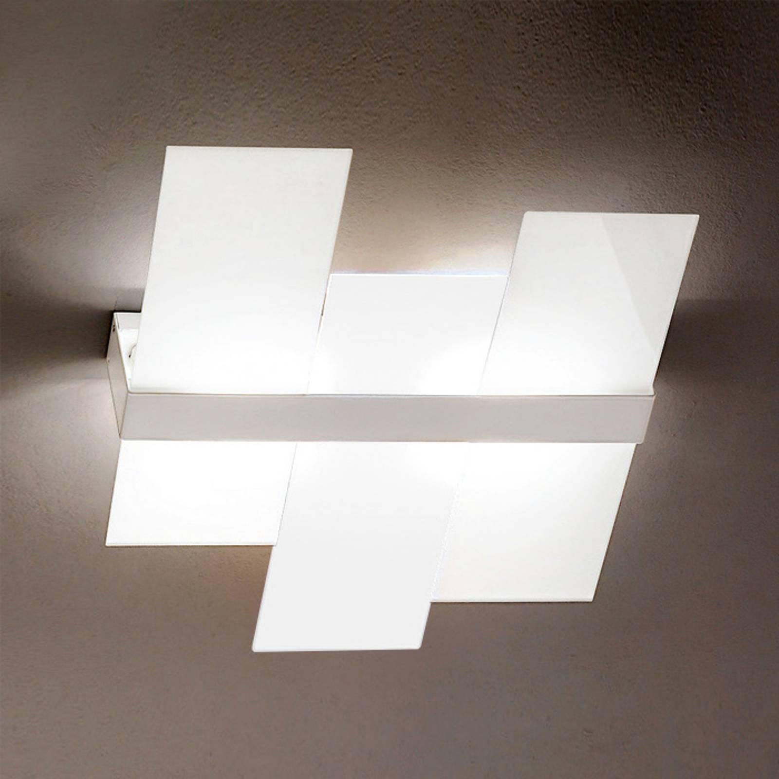 Plafondlamp Triad 62 cm wit