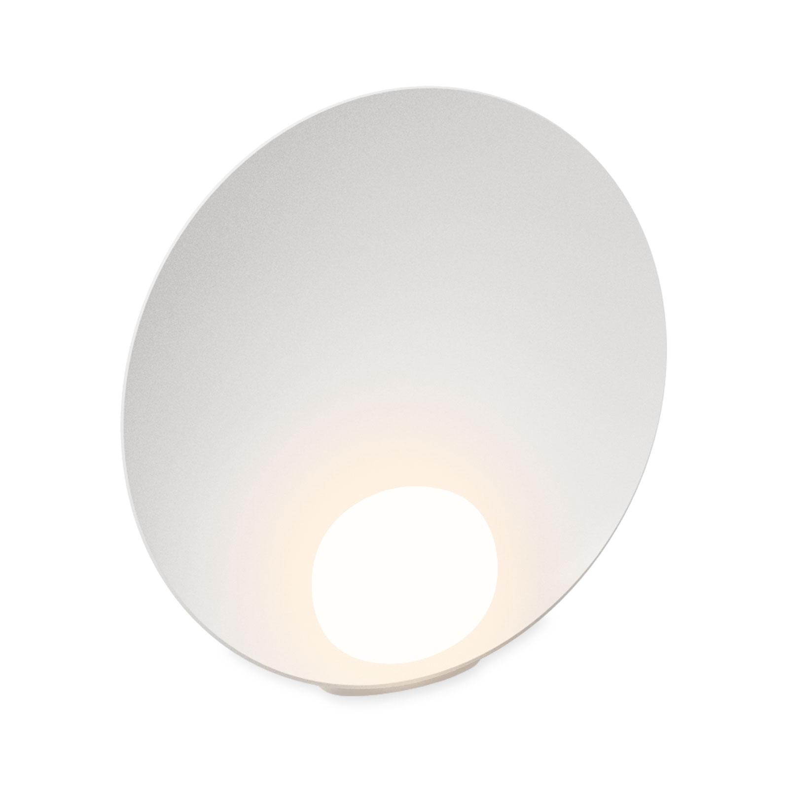 Vibia Musa 7400 LED-Tischleuchte stehend, weiß