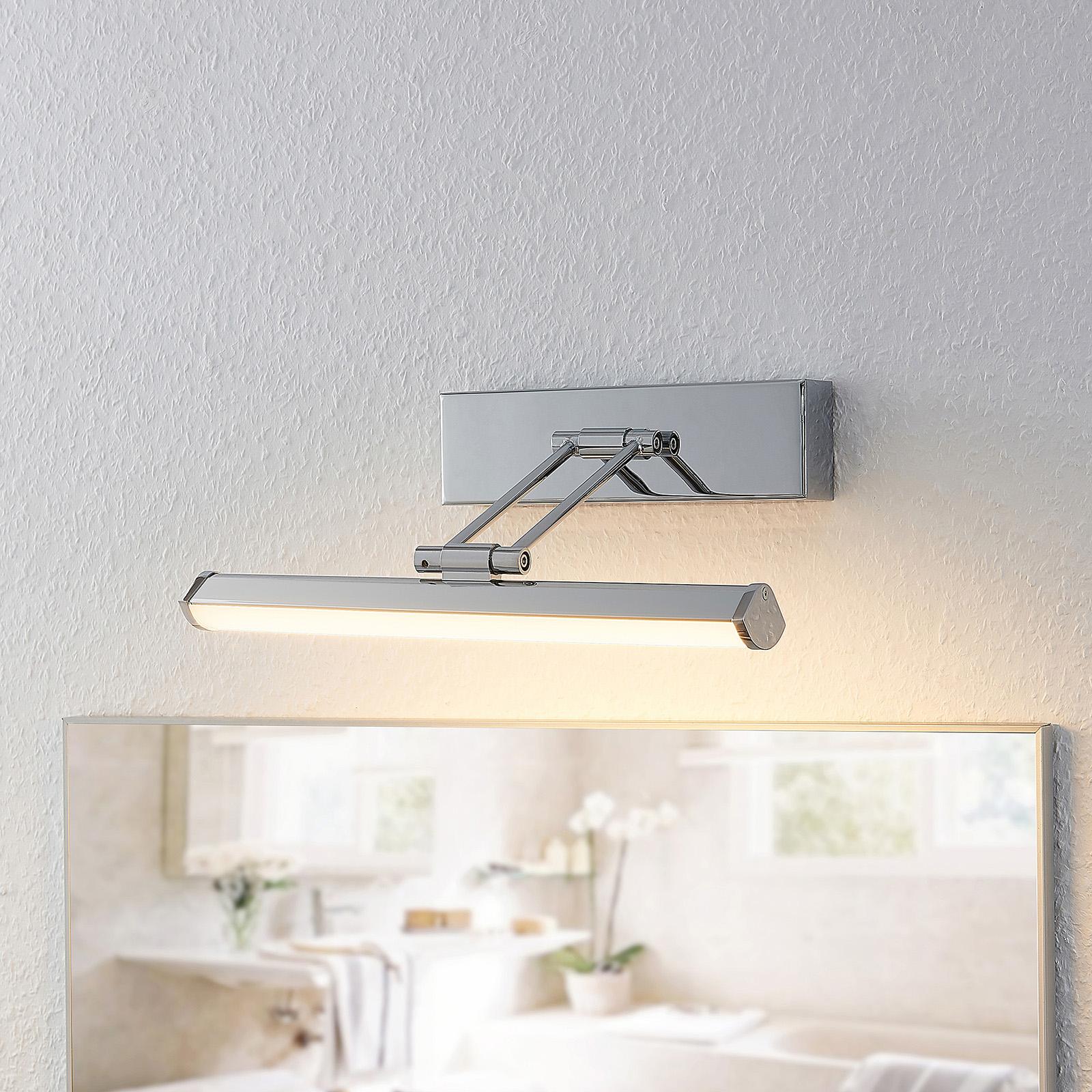 Lindby Sanya LED-spejllampe, 30 cm