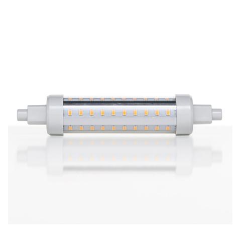 R7 10W 830 LED-lampa i stavform