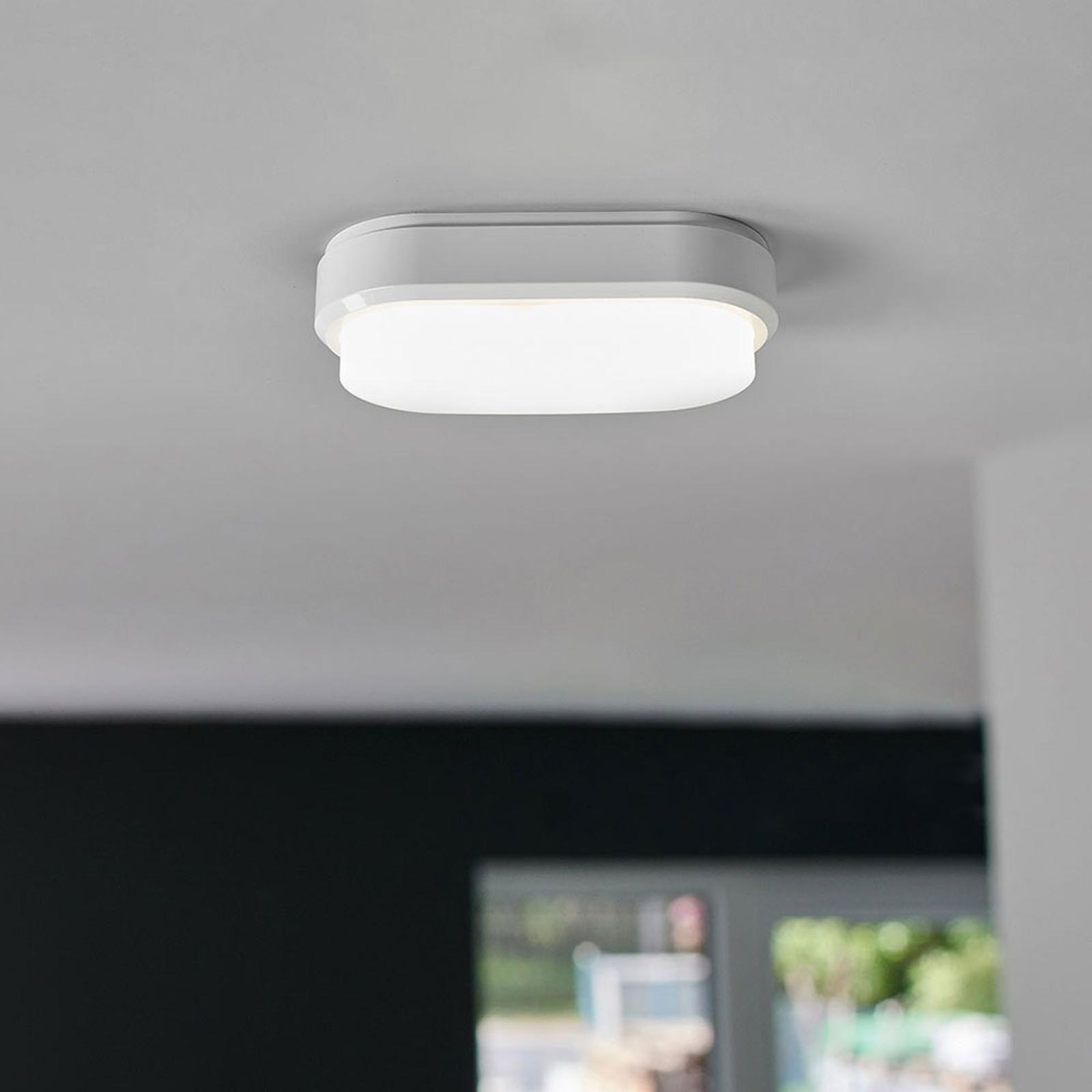 Bulkhead - oválné LED stropní svítidlo se senzorem