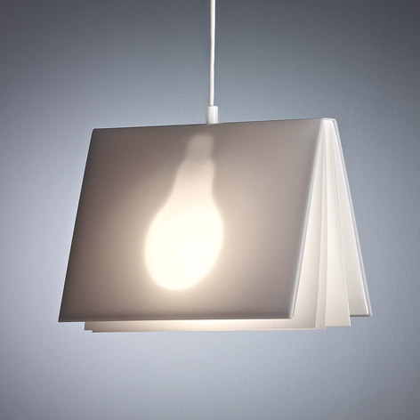 Suspension Booklight de Vincenz Warnke