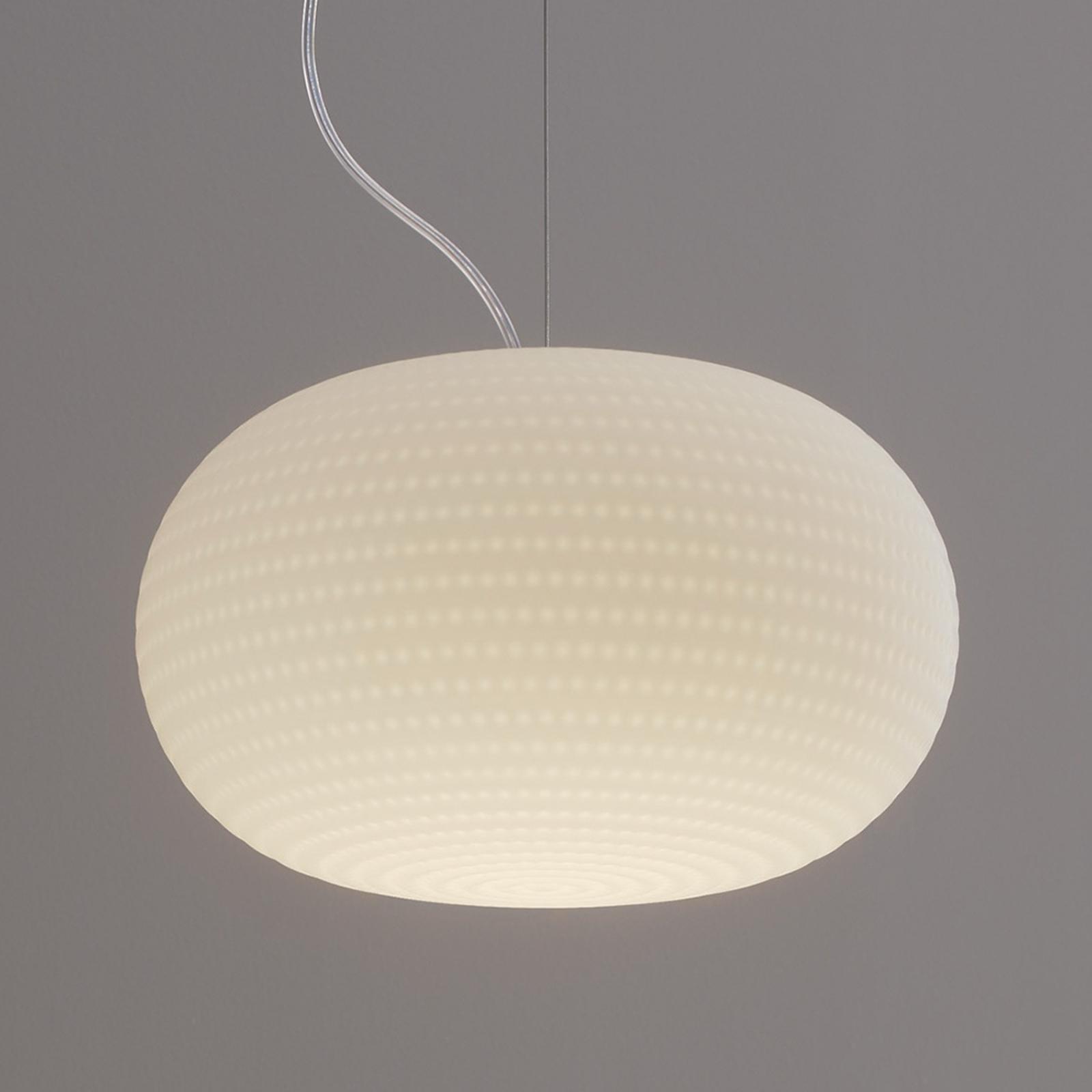 Fontana Arte Bianca – dizajnové závesné LED