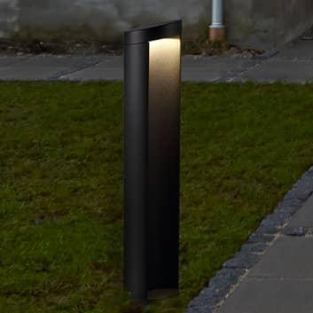 LED-Sockelleuchte Mino 45 in Form einer Röhre