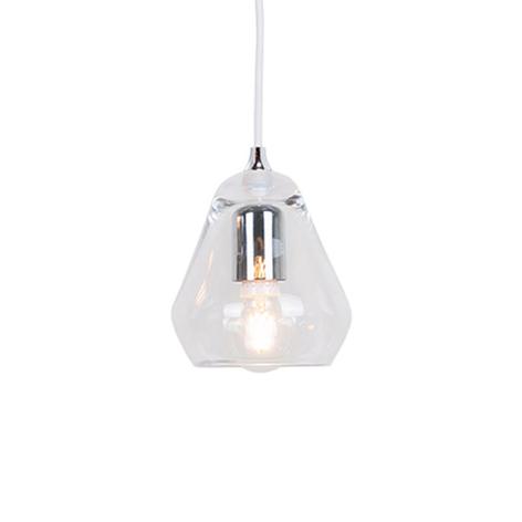 Innermost Core - glazen hanglamp, mondgeblazen