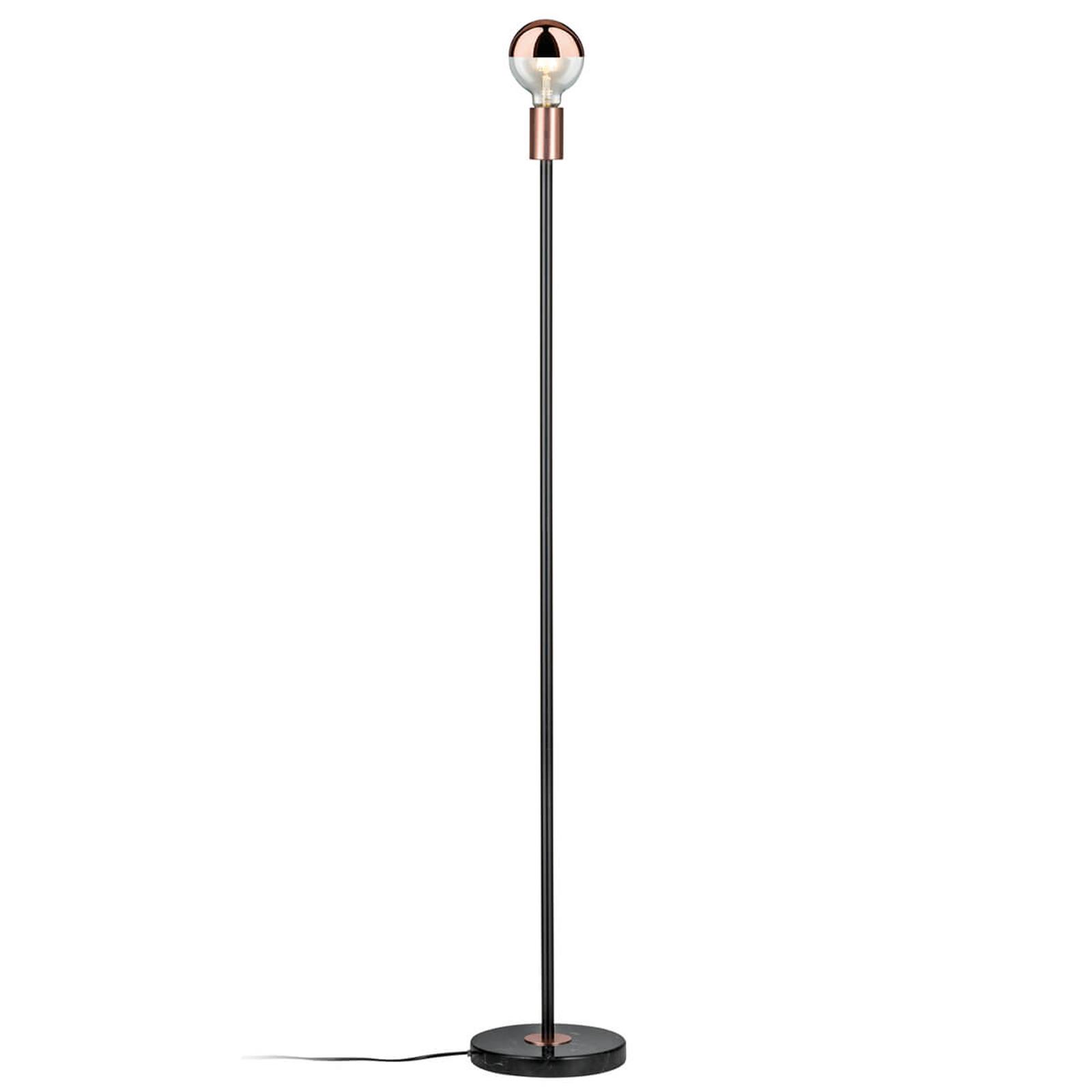 Oryginalnie zaprojektowana lampa stojąca Nordin