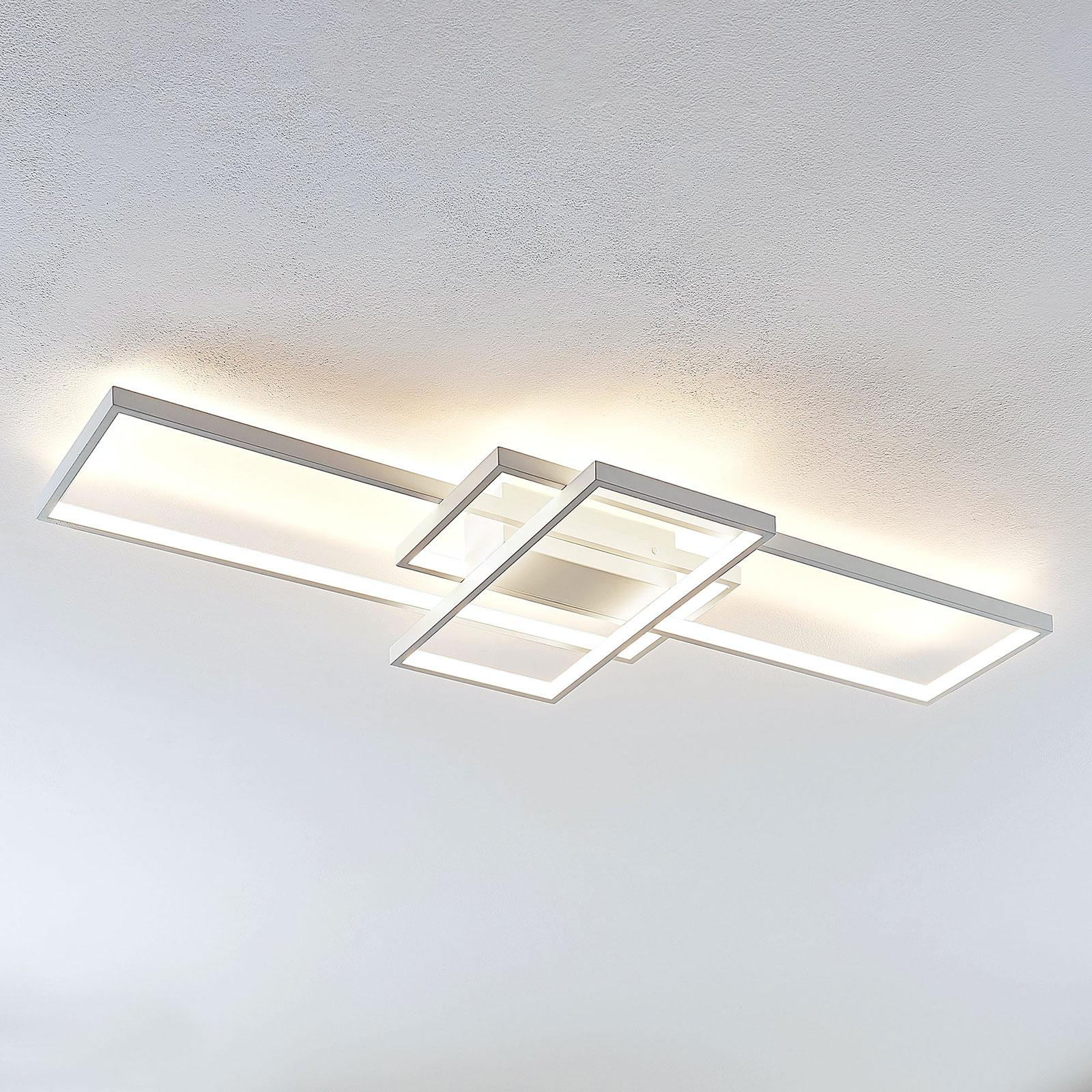 Lindby Poppy LED-Deckenleuchte mit Dimmfunktion