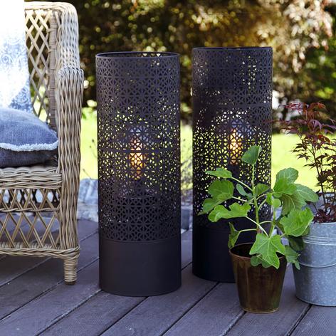 Decorativa lámpara de terraza Maison