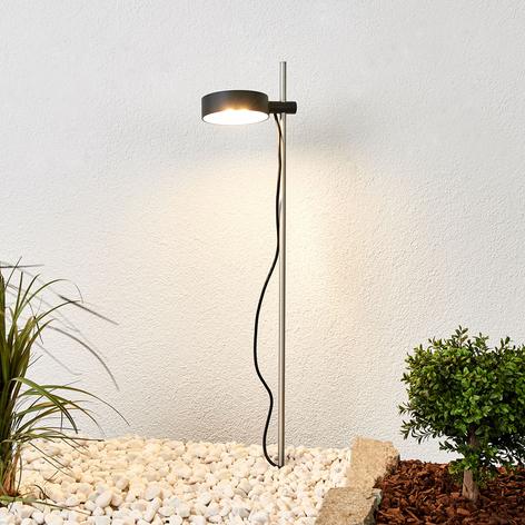 Bega markspettslampa 55045K3, roterbart lamphuvud