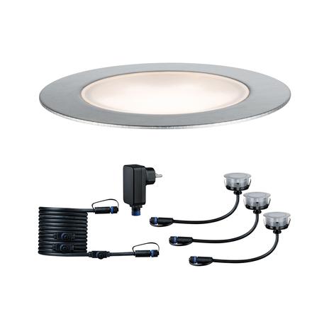 Paulmann Plug & Shine Floor Eco 3 szt. podstawowy